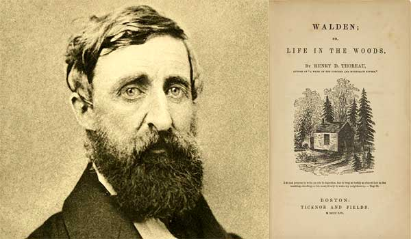 thoreau walden quotatation