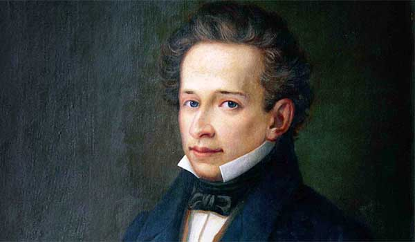 leopardi portrait
