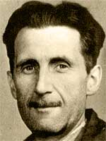 orwell george portret