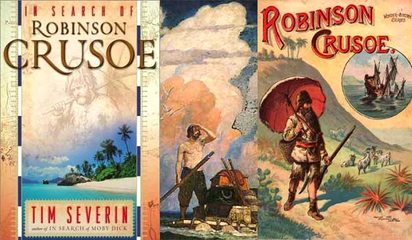 robinson crusoe and the new middle Read expert analysis on robinson crusoe a british traveler who sets out for the so called new while it was a commercial success among middle-class.